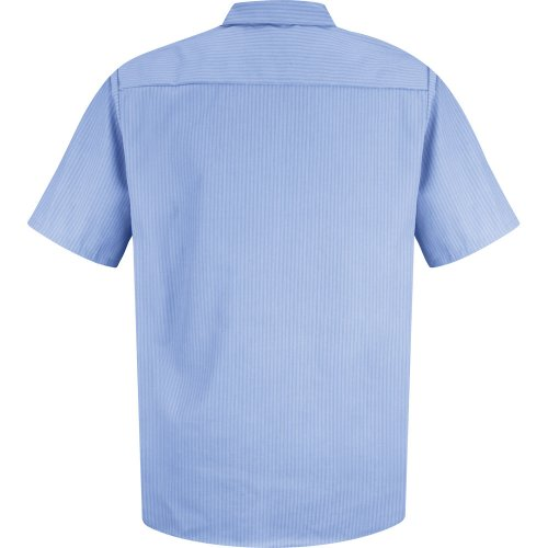 Durastripe® Short Sleeve Work Shirt