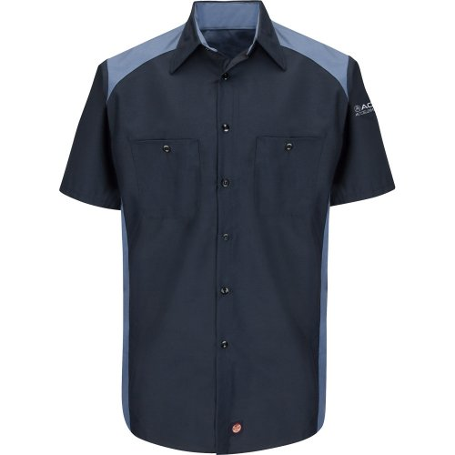 Acura® Accelerated Short Sleeve Technician Shirt