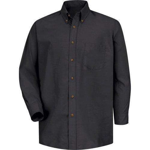 Men's Poplin Long Sleeve Dress Shirt