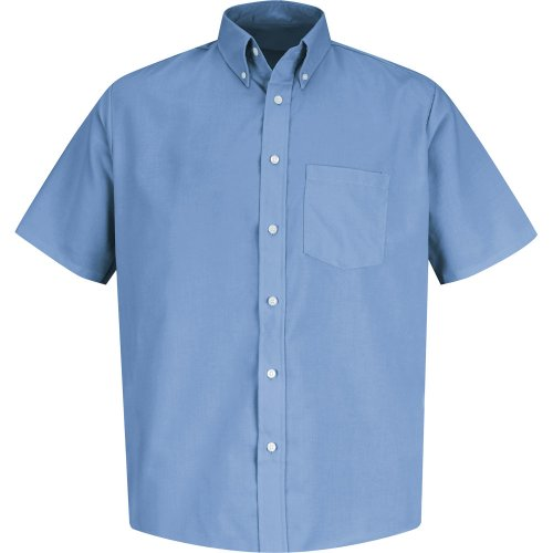 Men's Easy Care Short Sleeve Dress Shirt