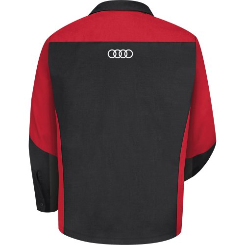 Audi® Alternative Tech Long Sleeve Shirt