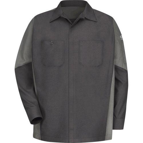 Audi® Alternative Long Sleeve Technician Shirt