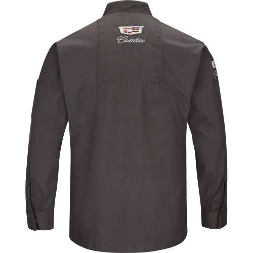 Cadillac Long Sleeve Technician Shirt