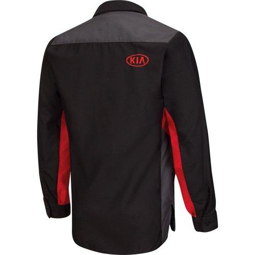 Kia® Long Sleeve Technician Shirt