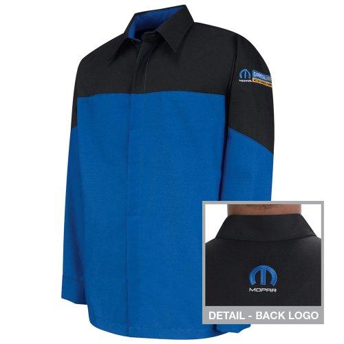 Mopar® Express Lane Long Sleeve Technician Shirt