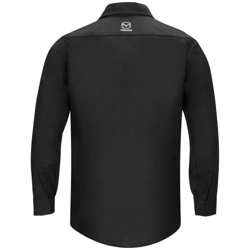Mazda® Long Sleeve Technician Shirt