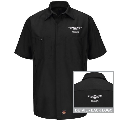 Genesis® Short Sleeve Technician Shirt