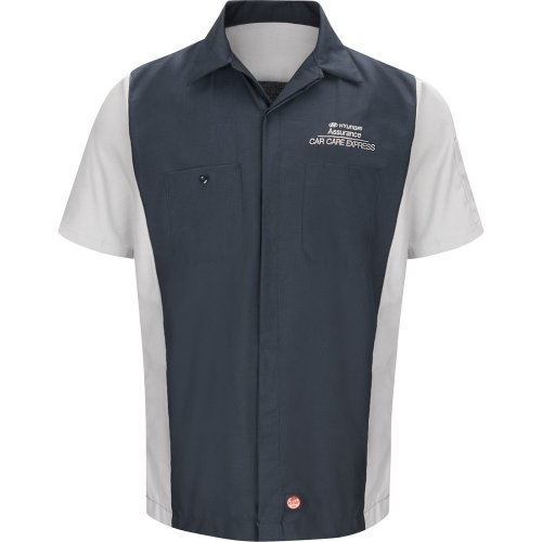 Hyundai® Assurance Car Care Express Short Sleeve Technician Shirt