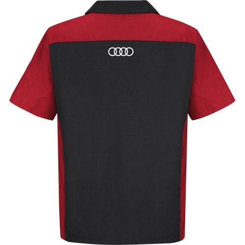 Audi® Short Sleeve Technician Shirt