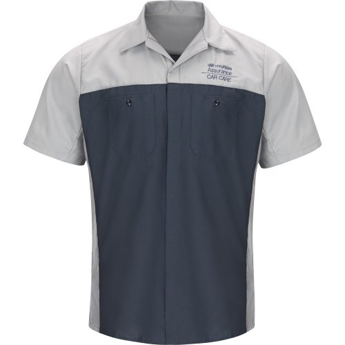 Hyundai® Assurance Technician Short Sleeve Shirt