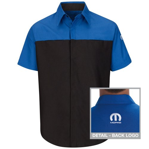 Mopar® Short Sleeve Technician Shirt