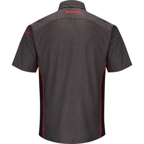 Nissan® Short Sleeve Technician Shirt