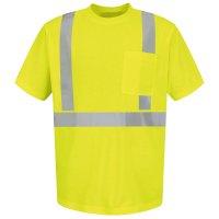 Hi-Visibility Short Sleeve T-Shirt Type R, Class 2