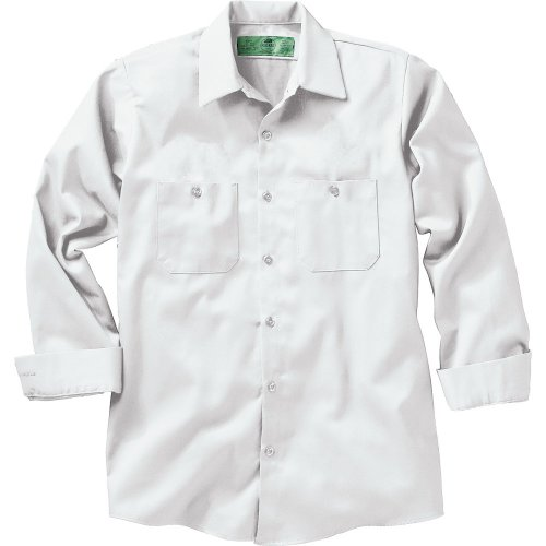 Wrinkle Resistant Cotton Long Sleeve Shirt