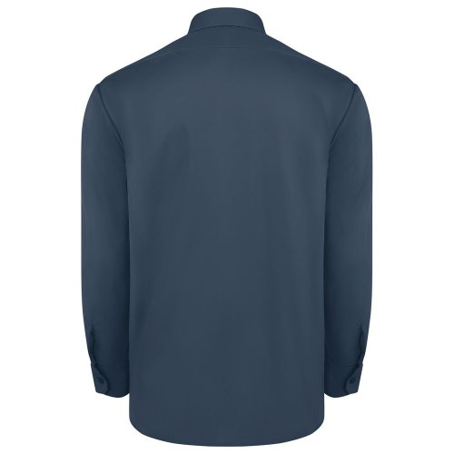 Men's Industrial Long-Sleeve Work Shirt