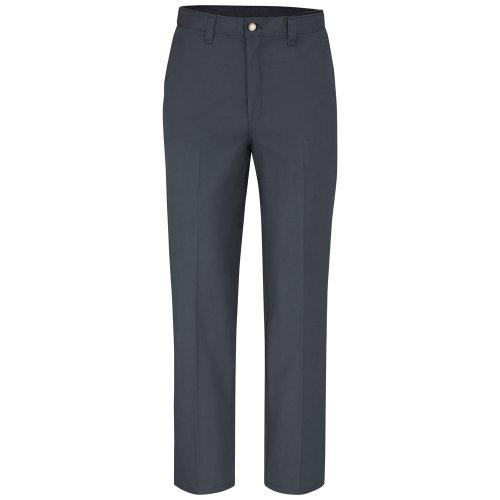 Men's Premium Industrial Flat Front Comfort Waist Pant