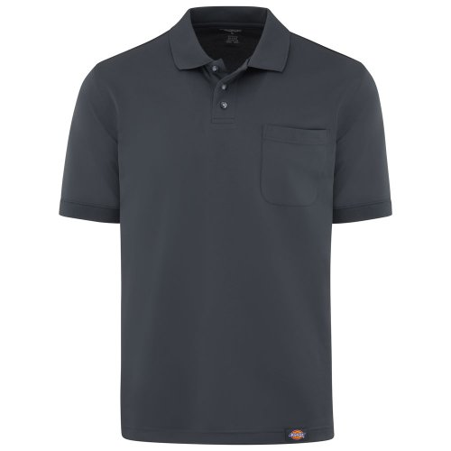 Men's Pocketed Performance Polo