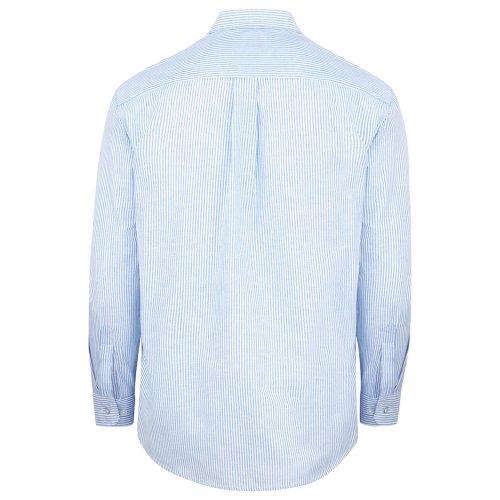 Men's Button-Down Long-Sleeve Oxford Shirt
