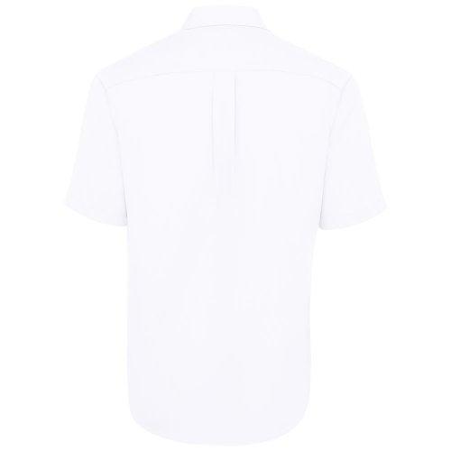 Men's Button-Down Short-Sleeve Oxford Shirt