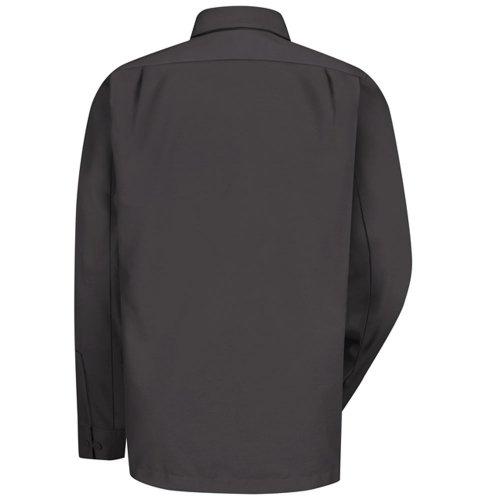 Men's Canvas Long Sleeve Work Shirt