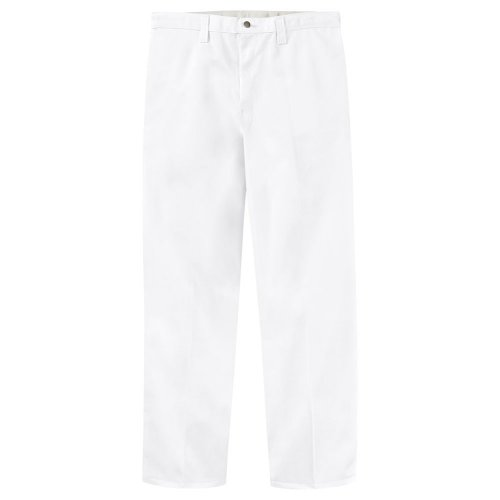 Men's Industrial Relaxed Fit Flat Front Pant