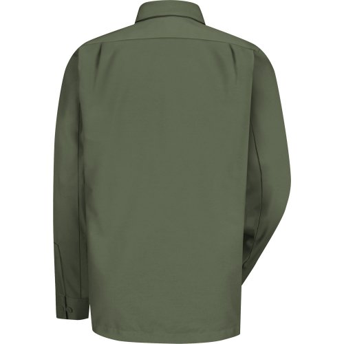 Men's Long Sleeve Work Shirt