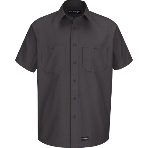Men's Short Sleeve Work Shirt